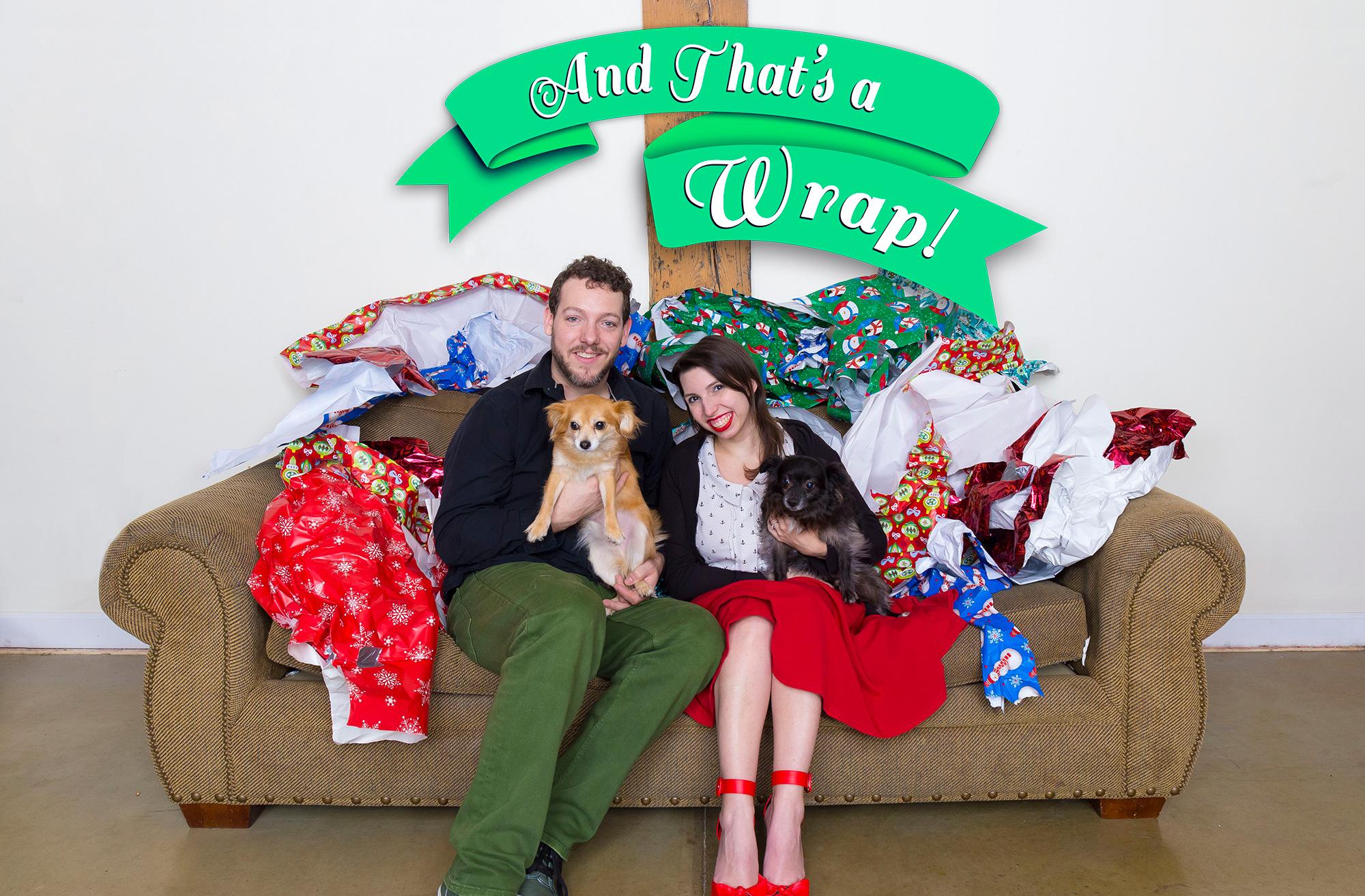 deven lauren couch calendar thats a wrap